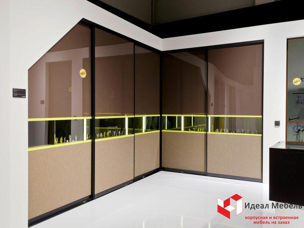 Шкафы-купе для офиса