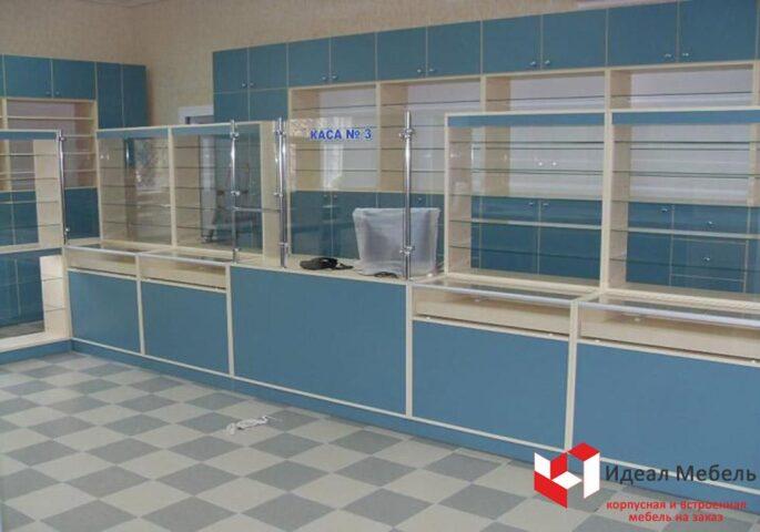 Мебель для аптеки №10