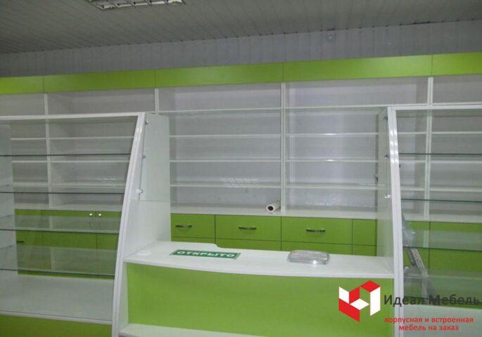 Мебель для аптеки №12