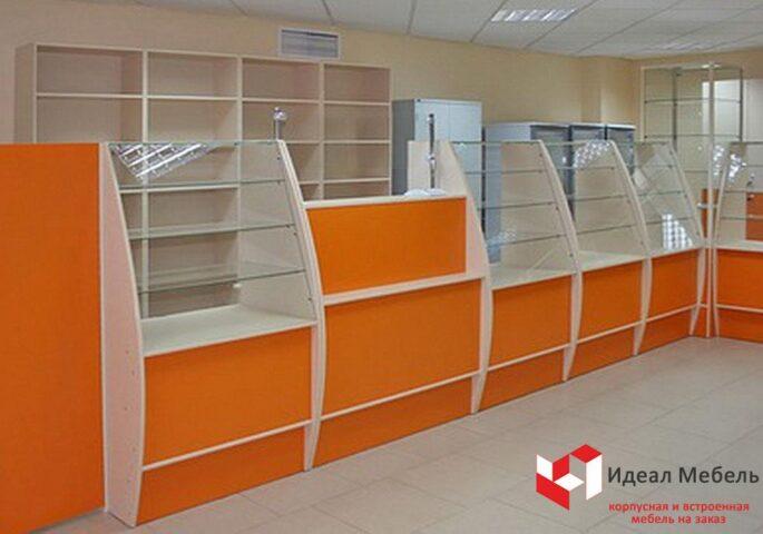 Мебель для аптеки №14
