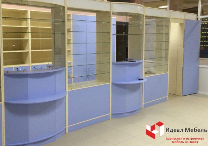 Мебель для аптеки №2
