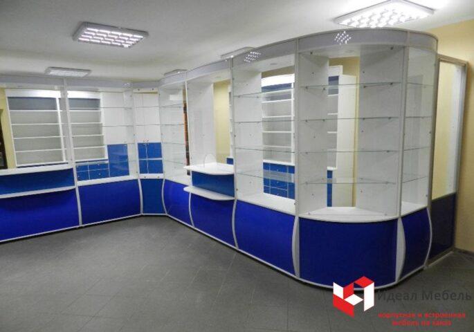 Мебель для аптеки №3