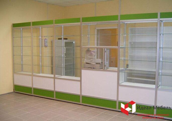 Мебель для аптеки №7