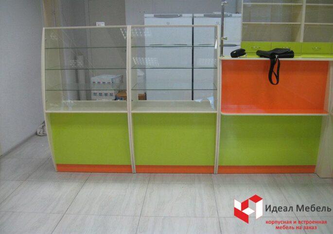 Мебель для аптеки №8