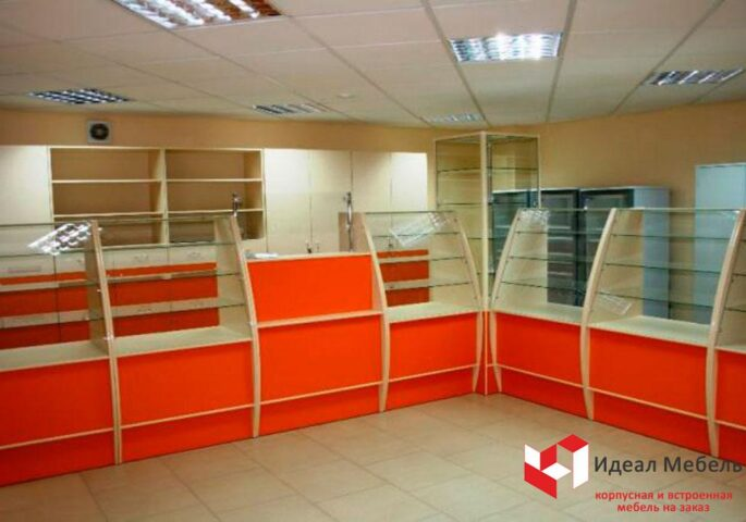 Мебель для аптеки №9