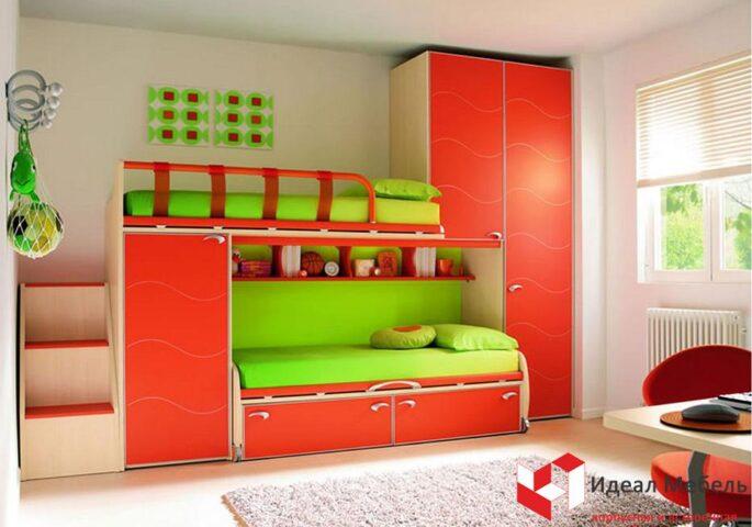 Мебель для детской №10