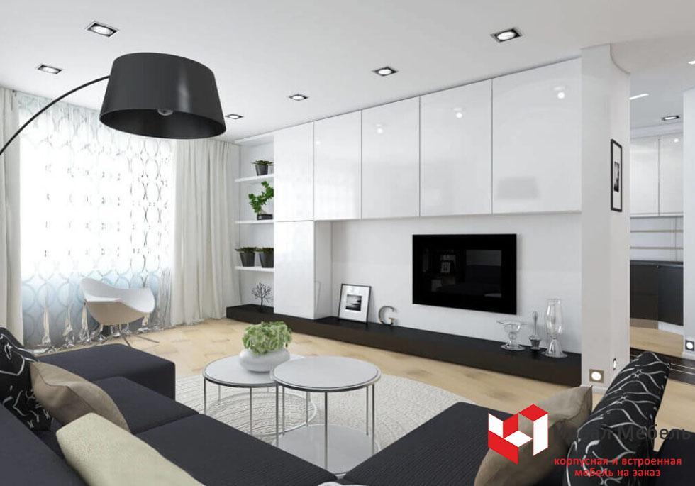 Мебель для гостиной №01