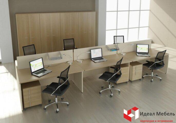 Мебель для персонала №13