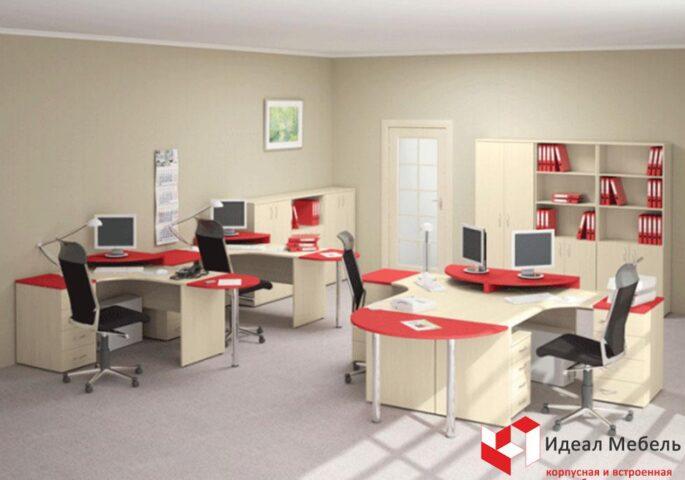 Мебель для персонала №14