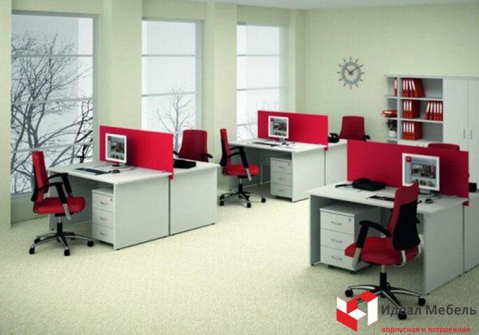 Мебель для персонала №4