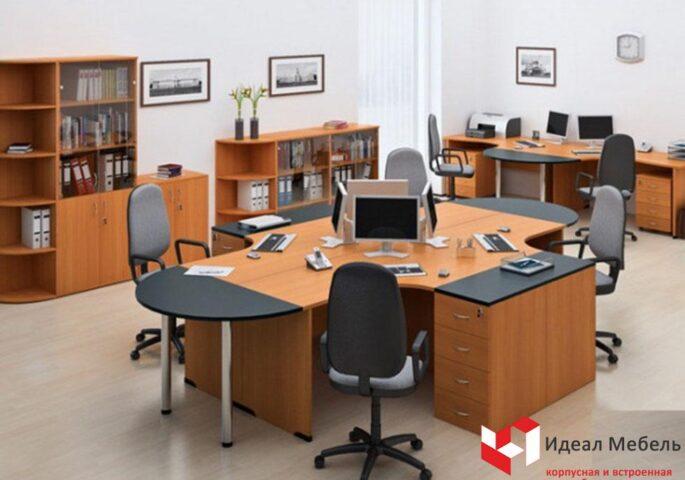 Мебель для персонала №6