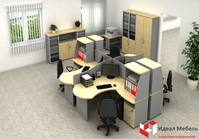 Мебель для персонала №9
