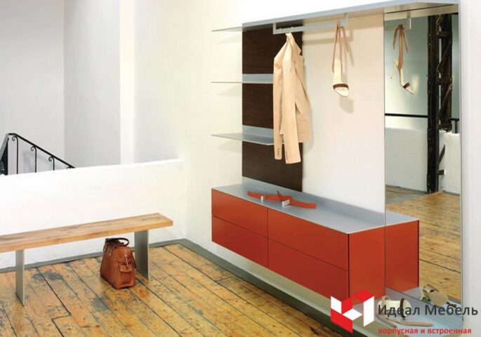 Мебель для прихожей №07