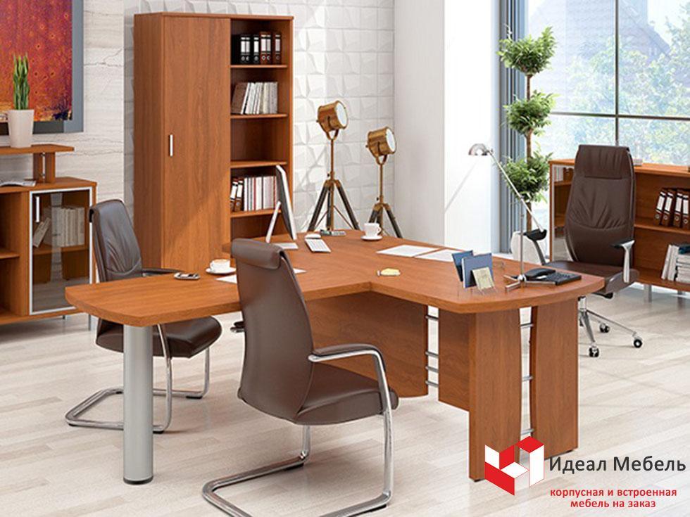 Офисные столы для двух работников