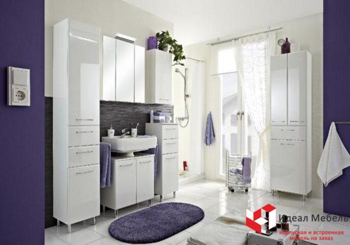 Мебель для ванной №19