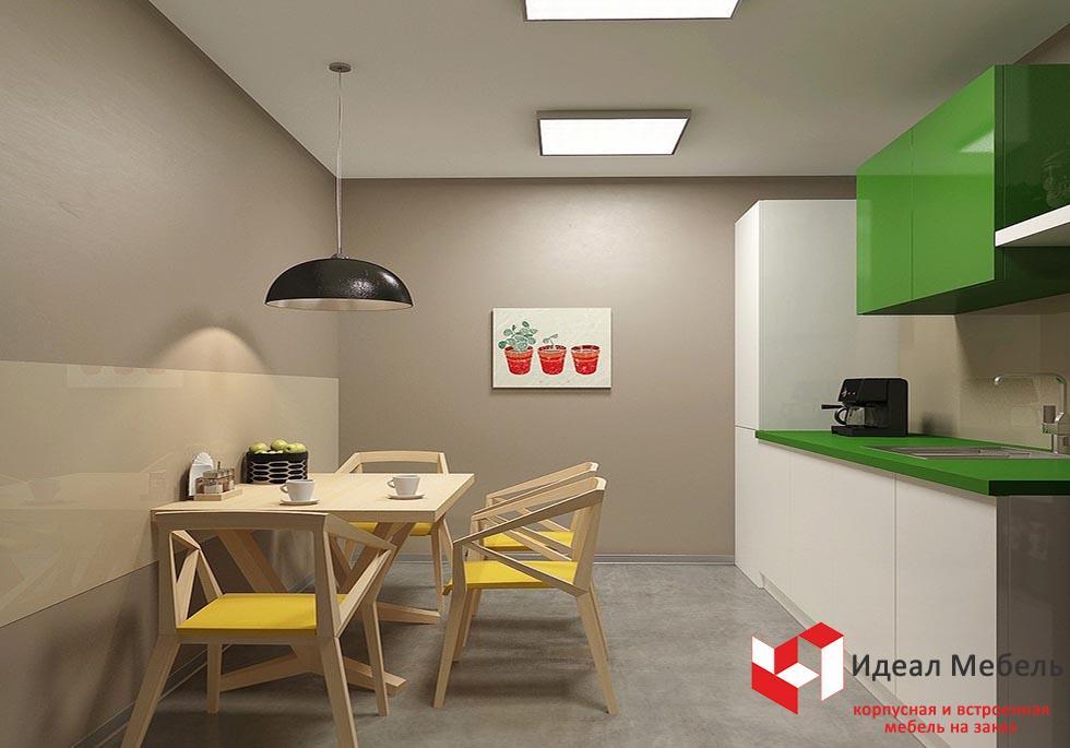 Где купить кухню для офиса