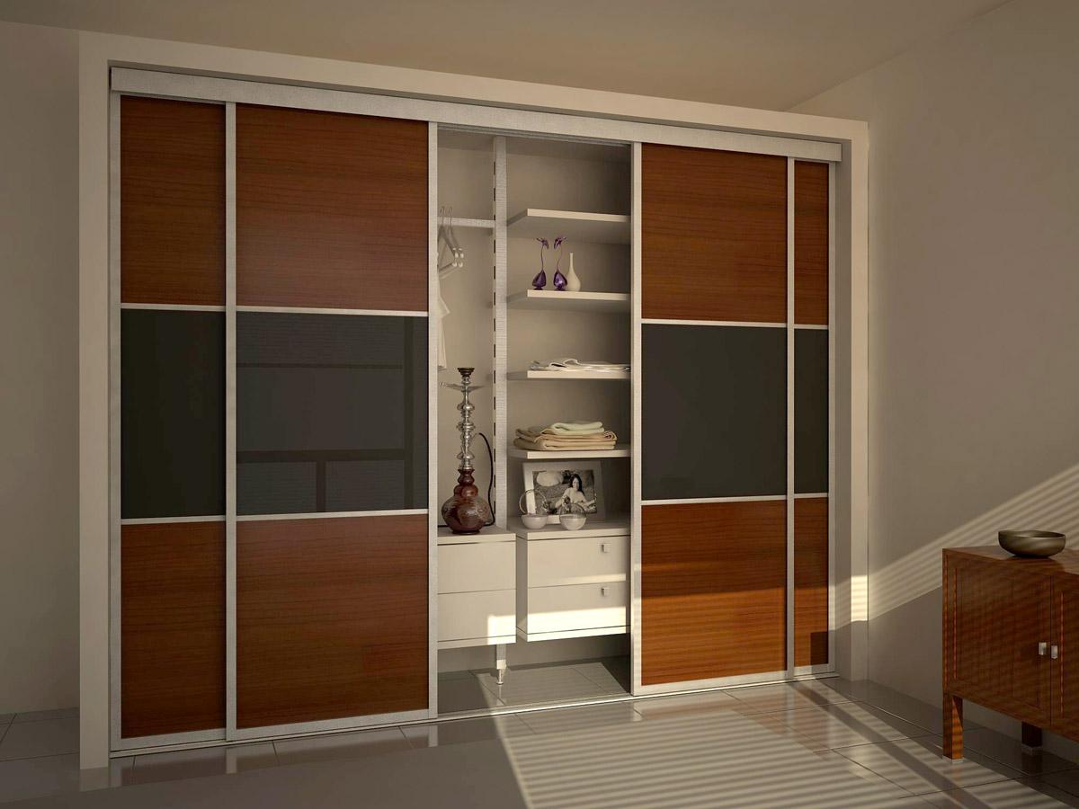 Как подобрать шкаф-купе в квартиру